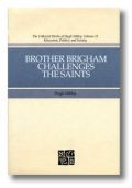 Brother Brigham Challenges the Saints
