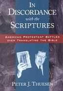 In Discordance with the Scriptures
