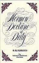 Mormon Doctrine of Deity