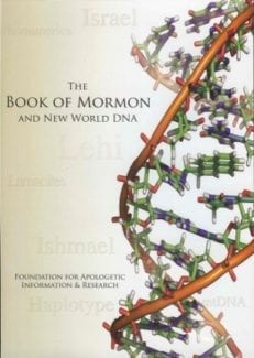The Book of Morman and New World DNA (DVD)