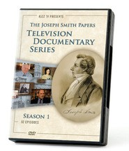 The Joseph Smith Papers Television Documentary Series, Season 1 (DVD)