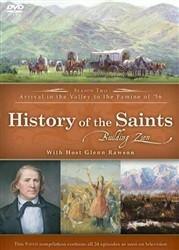 History of the Saints: Building Zion, Season 2 (DVD)