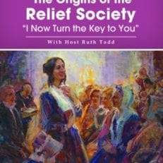 History of the Saints: The Origins of the Relief Society (DVD)