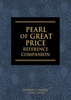 Pearl of Great Price Reference Companion