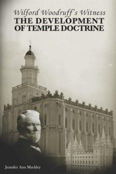 The Development of Temple Doctrine