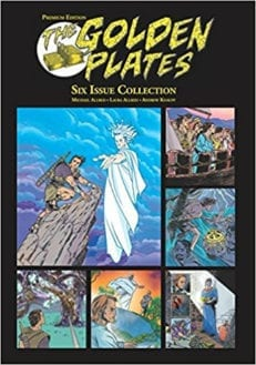 The Golden Plates: Premium Edition Six Issue Collection